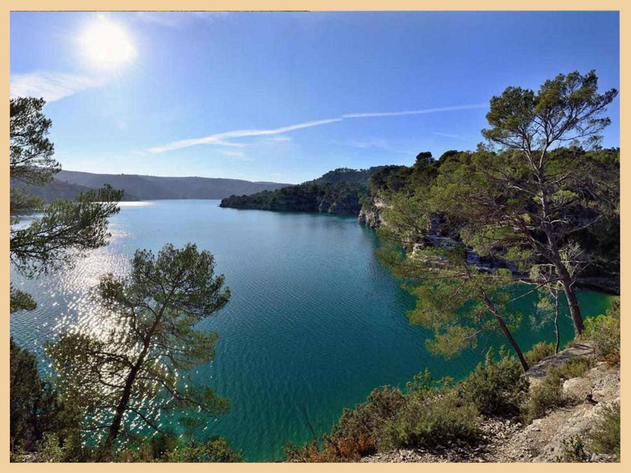 Lac d'Esparron 1
