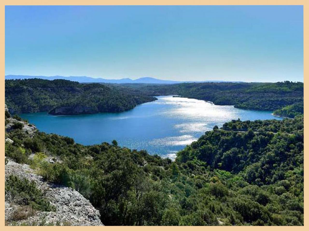 Lac d'Esparron 3
