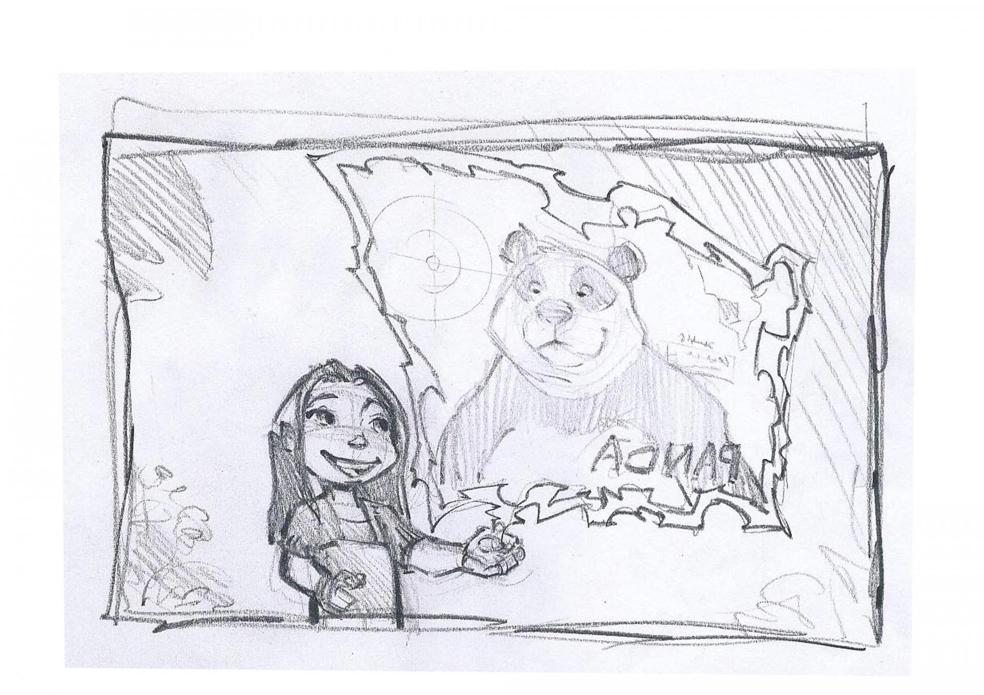 Sketch 2 rough