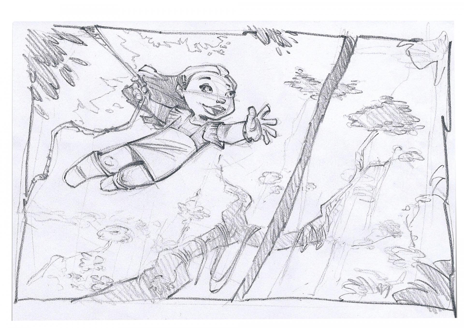 Sketch 4 rough