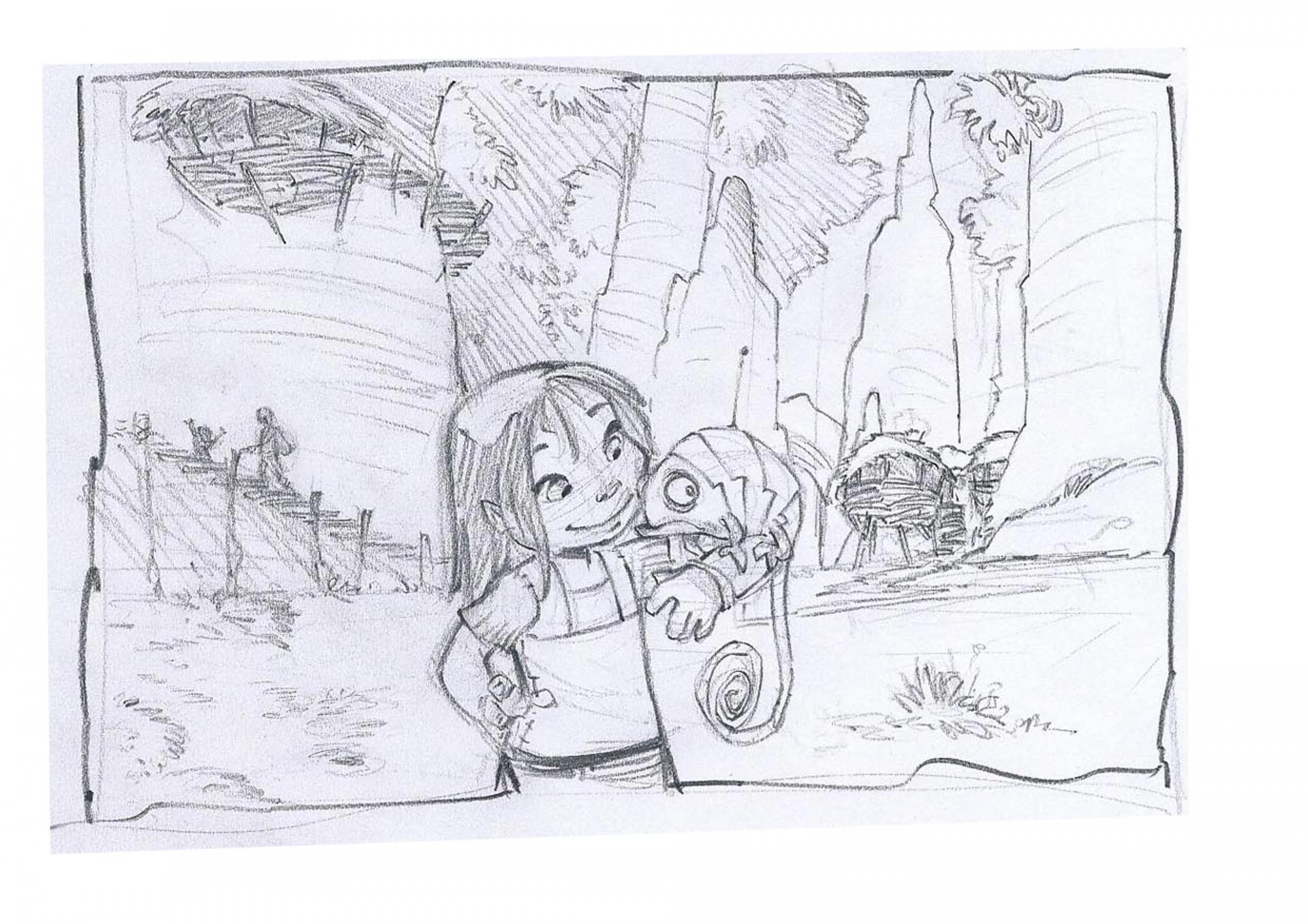 Sketch 5 rough